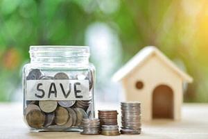 SAVE-money-in-jar